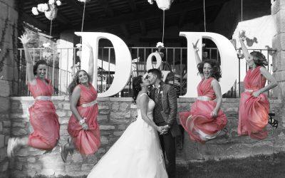 ¿Damas o caballeros de honor en vuestra boda?