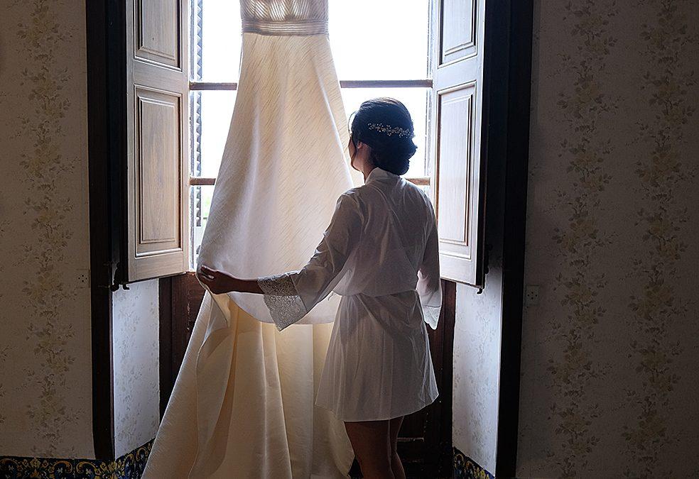 ¿Quieres saber algo más sobre el vestido de novia?